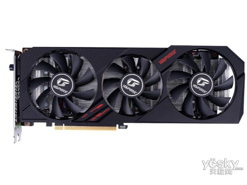 七彩虹iGame GeForce GTX 1660 SUPER Ultra 6G