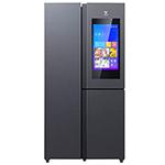 云米互联网冰箱T型三门408L