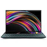 华硕灵耀X2 Duo(i5 10210U/16GB/1TB/MX250) 笔记本电脑/华硕