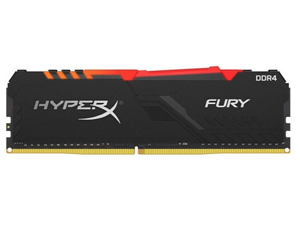 金士顿骇客神条FURY 8GB DDR4 3000 RGB(HX430C15FB3A/8)图片