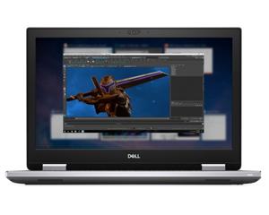 戴尔Precision7540(i9 9980HK/128GB/2TB/RTX3000)图片