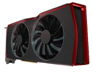AMD Radeon RX 5600 XT显卡图片