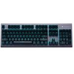 雷神KG5104 Cherry青轴机械键盘 合金版 键盘/雷神