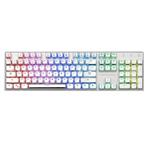 雷神 白幽灵K75C 电竞机械键盘
