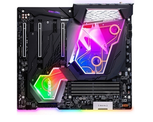 技嘉 Z390 AORUS XTREME WATERFORCE