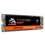 希捷FireCuda SSD系列(2TB) 固态硬盘/希捷