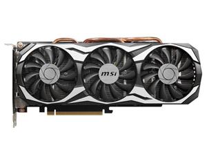 微星GeForce RTX 2060 DUKE 6G 暗黑龙爵图片
