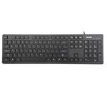 飞利浦 SPK6302B有线办公键盘