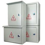 奥盛防雨冷轧钢板动力箱(500*600*180mm) 综合布线/奥盛