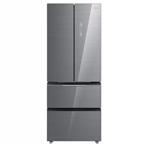 美的BCD-435WGPZM 冰箱/美的