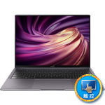 华为MateBook X Pro 2020款(i7 10510U/16GB/1TB/MX250) 笔记本/华为