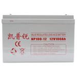 凯普锐12V100AH 蓄电池/凯普锐