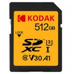 柯达SD存储卡(512GB) 闪存卡/柯达