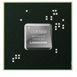 龙芯2K1000 CPU/龙芯