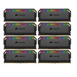 海盗船统治者铂金 RGB 128GB(8×16GB)DDR4 3200 内存/海盗船