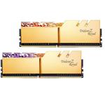 芝奇皇家戟 16GB(2×8GB)DDR4 3600(F4-3600C18D-16GTRG) 内存/芝奇