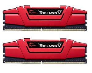 芝奇Ripjaws V 16GB(2×8GB)DDR4 3600(F4-3600C19D-16GVRB)图片