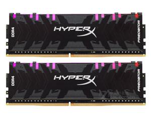 金士顿HyperX Predator 8GB DDR4 3200 RGB灯条图片