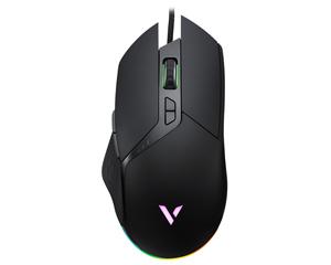 雷柏VT30幻彩RGB游戏鼠标