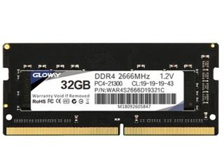 光威战将 32GB DDR4 2666(笔记本)图片