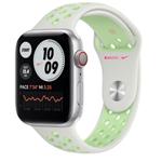 苹果Apple Watch Nike Series 6 44mm(GPS/铝金属表壳/Nike运动表带) 智能手表/苹果