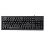 雷柏K150有线键盘