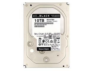 西部数据黑盘10TB SATA6Gb/s 256M(WD101FZBX)图片