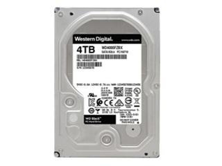 西部数据黑盘 4TB SATA6Gb/s 256M(WD4005FZBX)图片