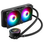 鑫谷冰酷240S RGB版 散热器/鑫谷