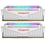 阿斯加特洛极W3 16GB(2×8GB)DDR4 3600