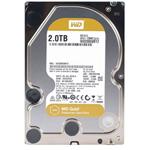 西部数据金盘 2TB SATA6Gb/s 128M(2005VBYZ) 服务器硬盘/西部数据