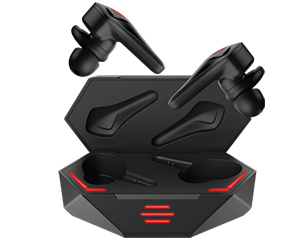 努比亚红魔TWS真无线游戏蓝牙耳机图片