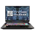 未来人类X7200(i9 10900K/64GB/2TB/RTX2080Super) 笔记本电脑/未来人类