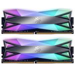 威刚XPG-龙耀D60G 16GB(2×8GB)DDR4 3600 CL14