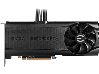 EVGA GeForce RTX 3090 FTW3 ULTRA HYBRID GAMING图片