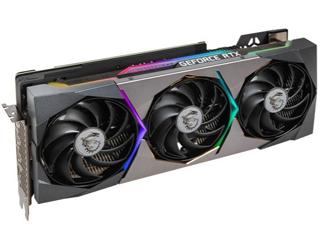 微星GeForce RTX 3070 SUPRIM X 8G图片