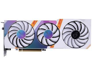七彩虹iGame GeForce RTX 3060 Ti Ultra W OC图片