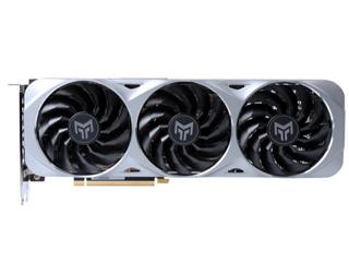 影驰GeForce RTX 3060Ti金属大师 OC图片