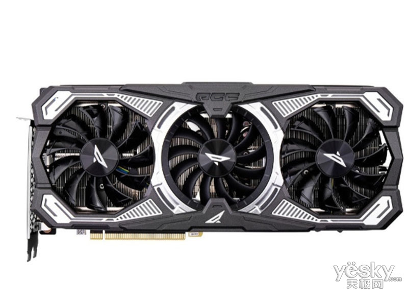 索泰GeForce RTX 3060Ti 8GD6 PGF OC
