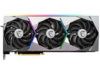 微星GeForce RTX 3080 SUPRIM X 10G图片
