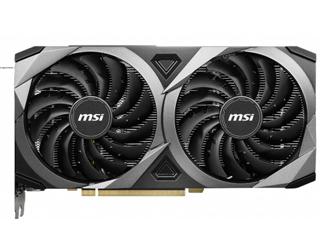 微星GeForce RTX 3060 Ti VENTUS 2X OC图片