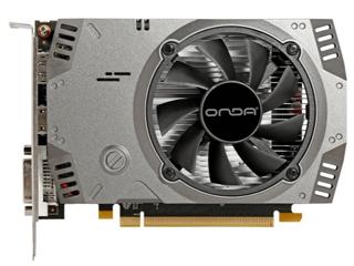 昂达RX550典范4GD5图片