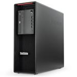 联想ThinkStation P520(Xeon W-2104/16GB/256GB+1TB/P1000) 工作站/联想ThinkStation