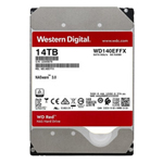 西部数据红盘 14TB SATA3.0 256M(WD140EFFX) 硬盘/西部数据