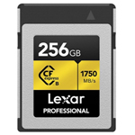 雷克沙CFexpress Type B 存储卡(256GB) 闪存卡/雷克沙