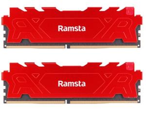 瑞势天狼 16G(2×8GB)DDR4 2666图片