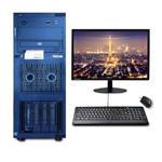 联想ThinkSystem ST258(E-2224G/8GB/1TB/21.5LCD)