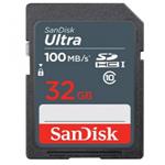 闪迪至尊高速SDHC/SDXC UHS-I存储卡(32GB) 闪存卡/闪迪