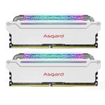 阿斯加特洛极W3 2.0 16GB(2×8GB)DDR4 3600 内存/阿斯加特