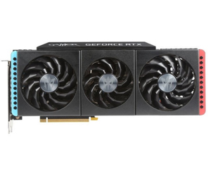 影驰GeForce RTX 3060 GAMER MAX图片